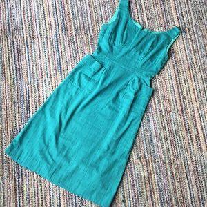 Dresses & Skirts - VINTAGE handmade wiggle dress with big pockets